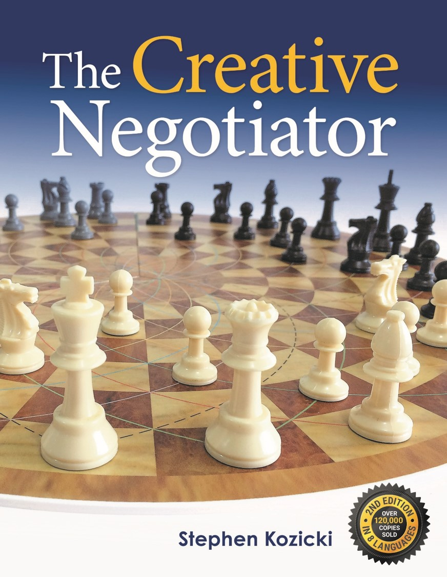 the creative negotiator