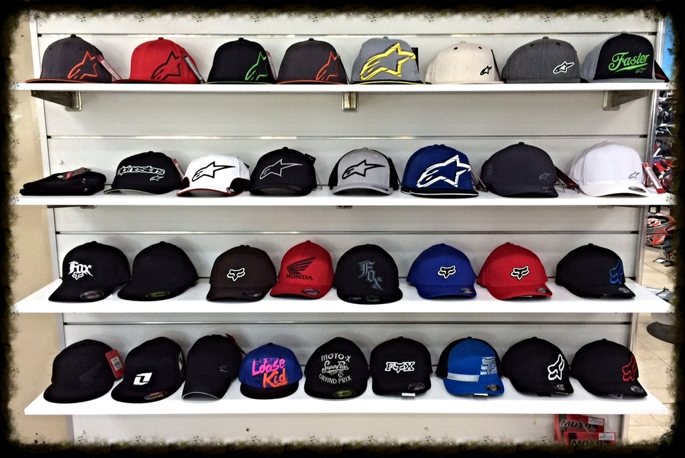 new range of caps & snapbacks