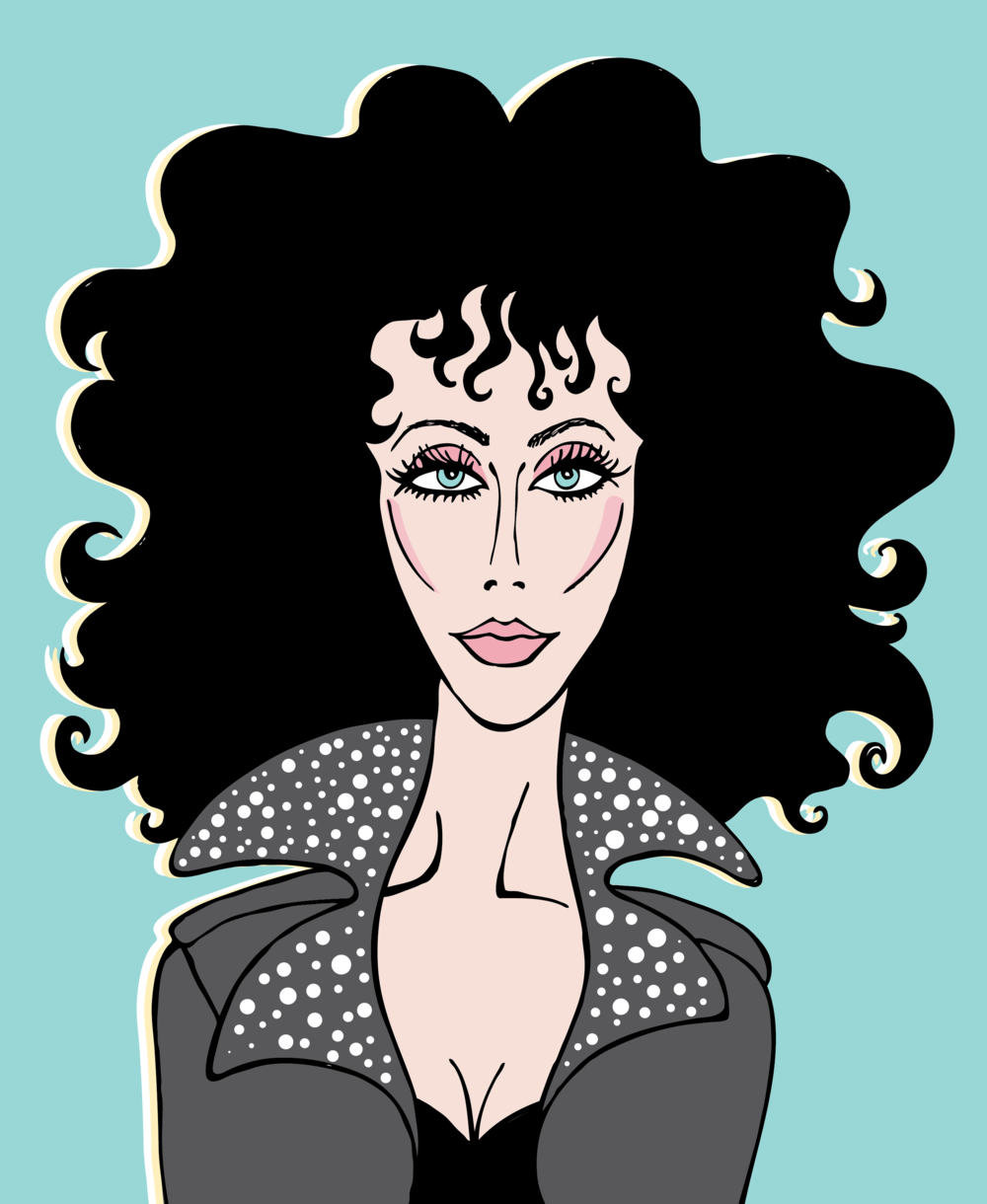 cher by grantkyoung