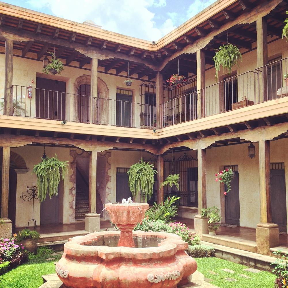 La Casona de Antigua