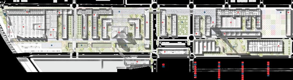 Packard Plant Masterplan