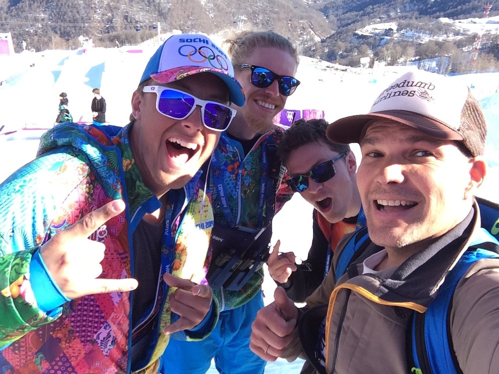 Sochi Park Crew