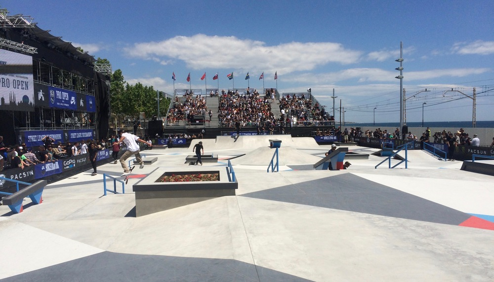 Street League Barcelona