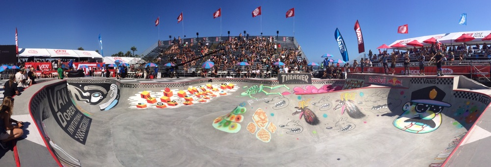Van Dorren Invitational - Huntington Beach,  CA