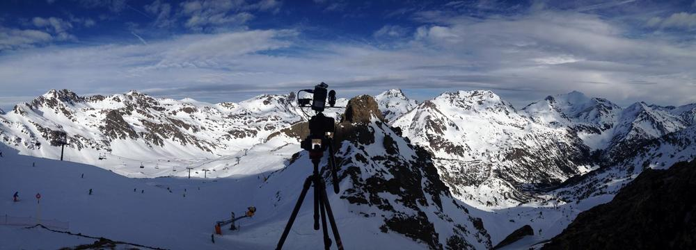 Scenics in Andorra