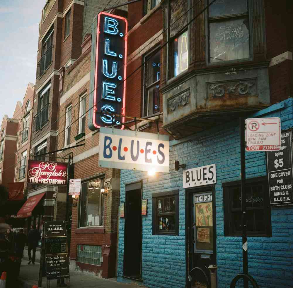 Blues Chicago