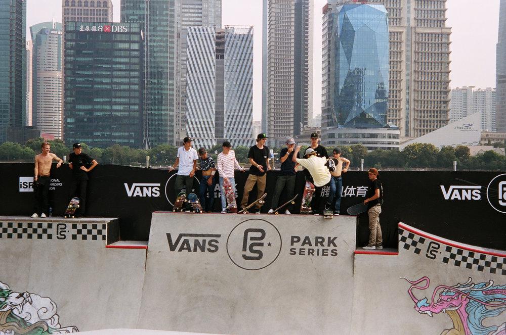 Vans Park Series Finals Shanghai