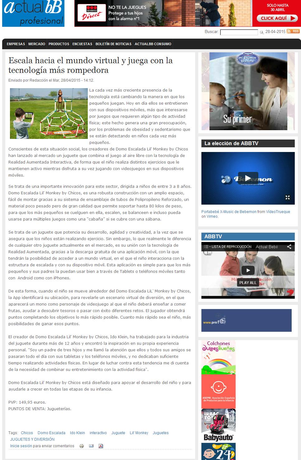 Actualbebe_es (28-04-15) NP Lanzamiento Lil Monkey.jpg