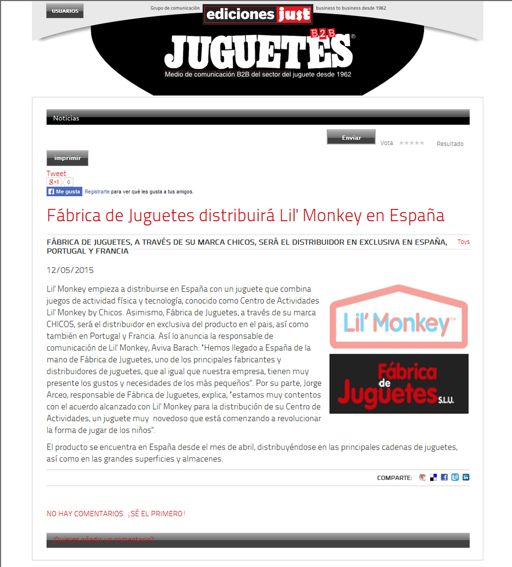 key4communications_com (12-05-15) Acuerdo Lil Monkey Educa.jpg
