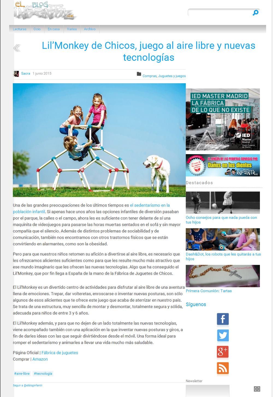 Elbloginfantil.com