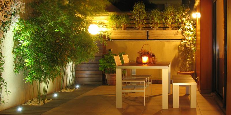 Noticias estudio inge2 for Iluminacion para muros exteriores