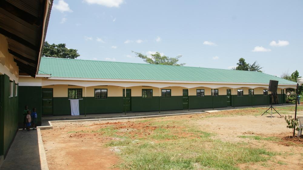 Wampewo Green Pasture Academy