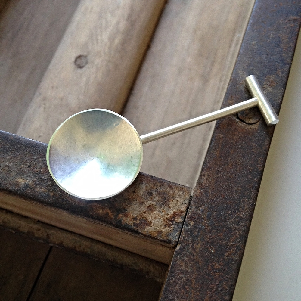 Silver Tea Scoop