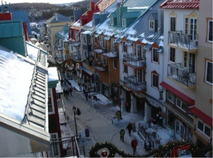 Mt. Tremblant, Quebec