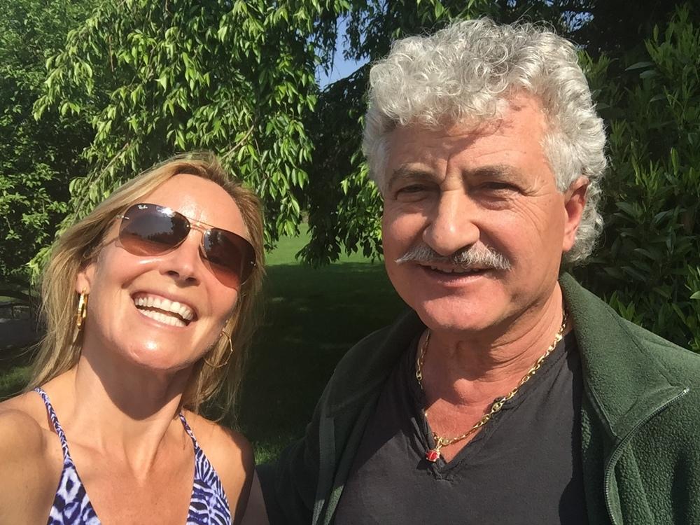 Sonja and Cosimo