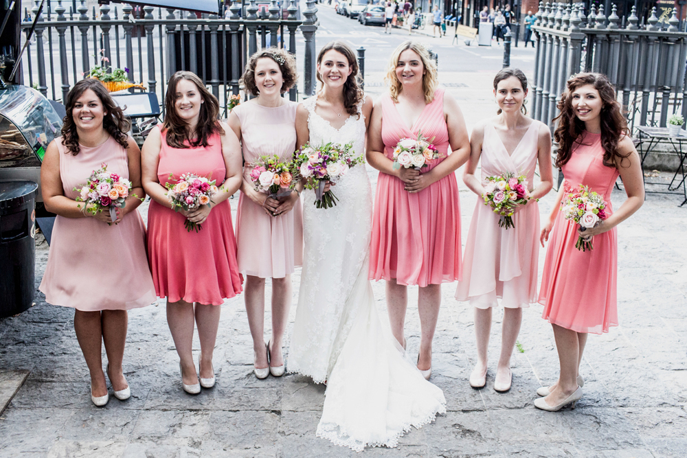 Spitalfields & Brick Lane wedding | London, UK | Charlotte Hu