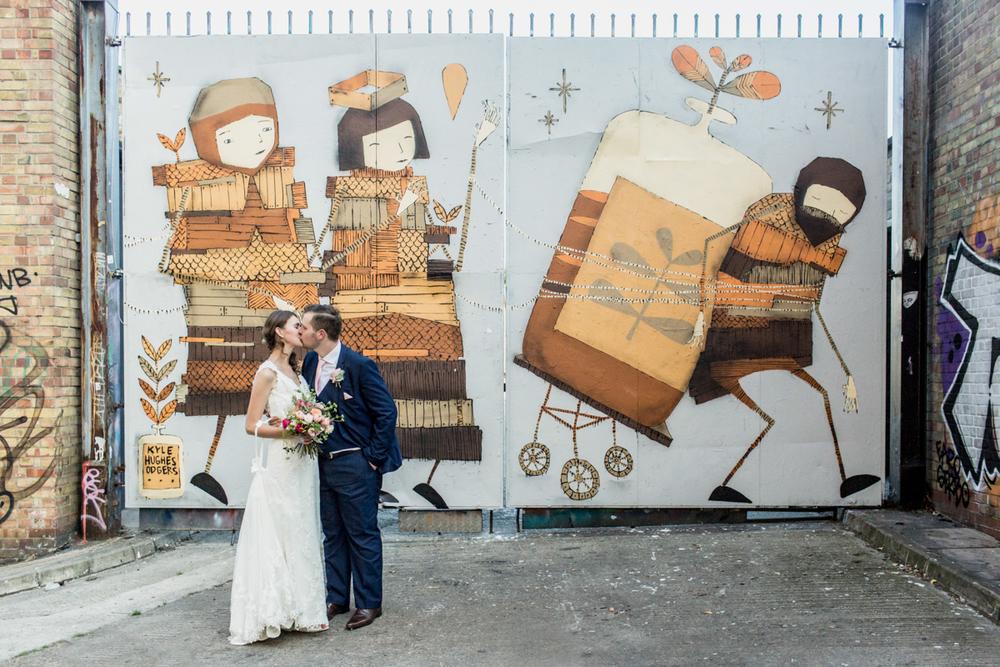 Spitalfields & Brick Lane wedding   London, UK   Charlotte Hu