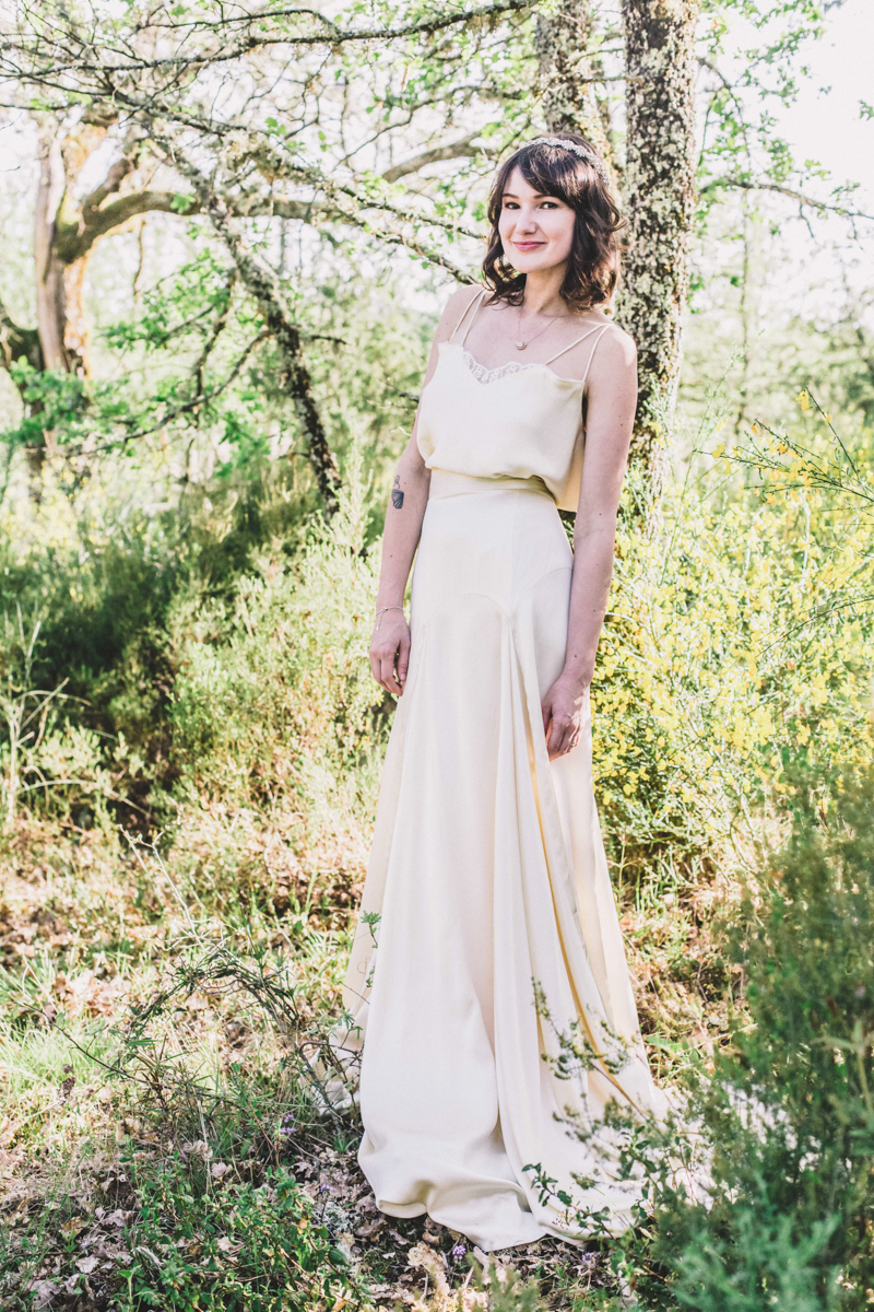 Styled Wedding Shoot in Tuscany, Italy | Charlotte Hu Photography