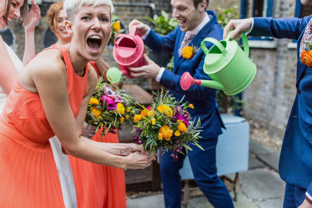 Balham Bowls Club | Weddings by Charlotte Hu