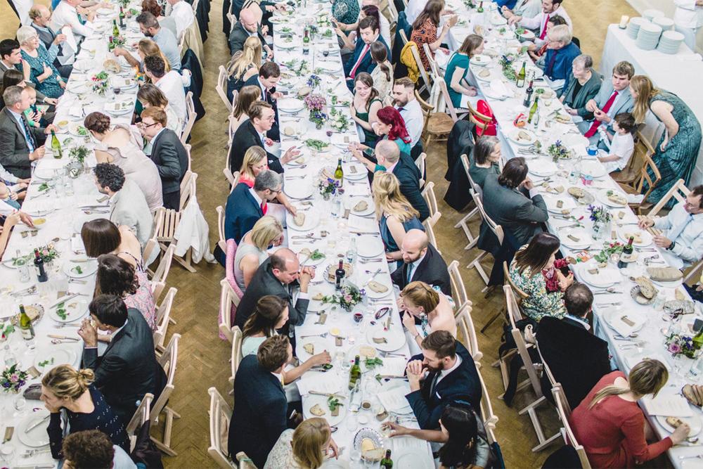 The Tab Hackney | Weddings by Charlotte Hu