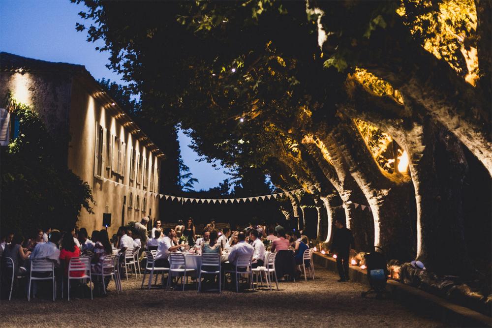 Chateau Sainte Roseline, France | Destination Weddings by Charlotte Hu