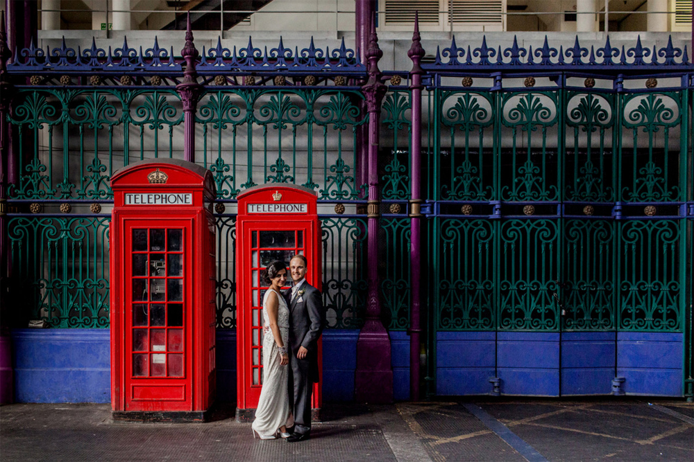 Smithfield Market | Weddings by Charlotte Hu