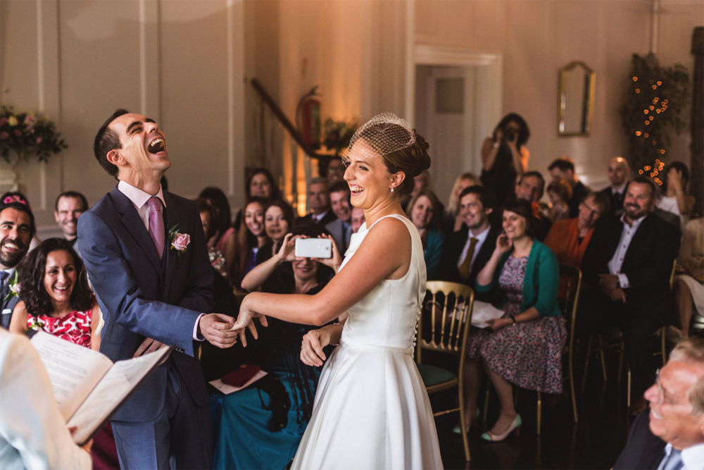 Winchester House | Weddings by Charlotte Hu