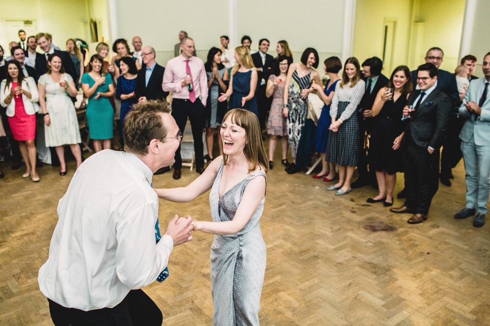 Wedding at Hackney Town Hall & The Tab | Charlotte Hu