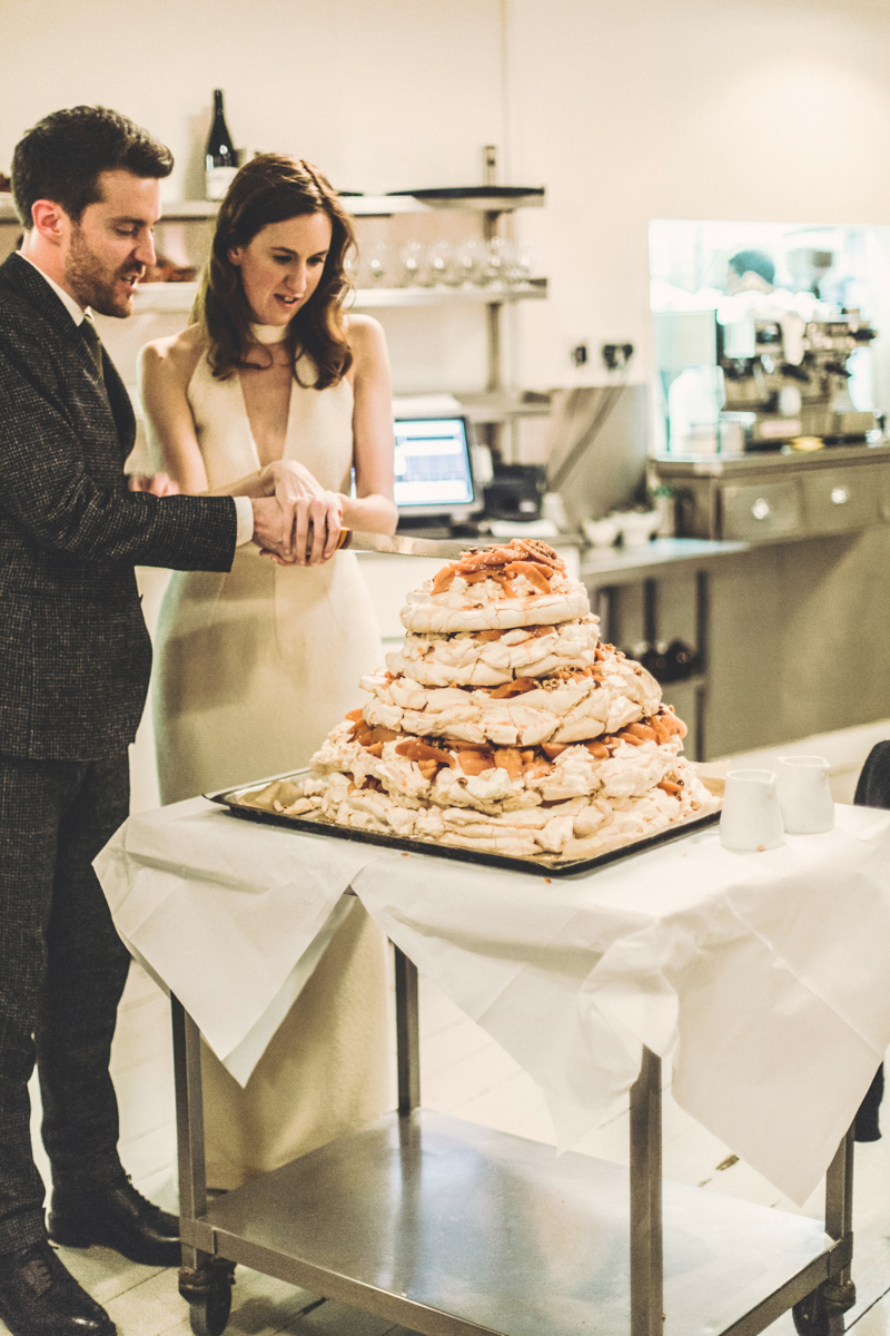 Wedding at Museum of the Order of St John & St John's Restaurant | Photography by Charlotte Hu
