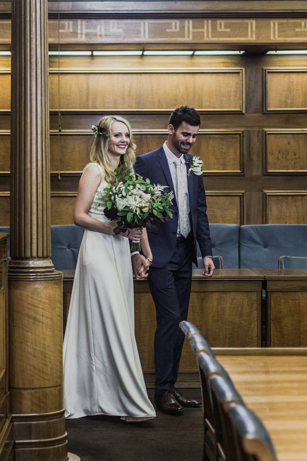 Wedding at Hertfordshire County Hall & Cafe Rouge | Charlotte Hu Photography