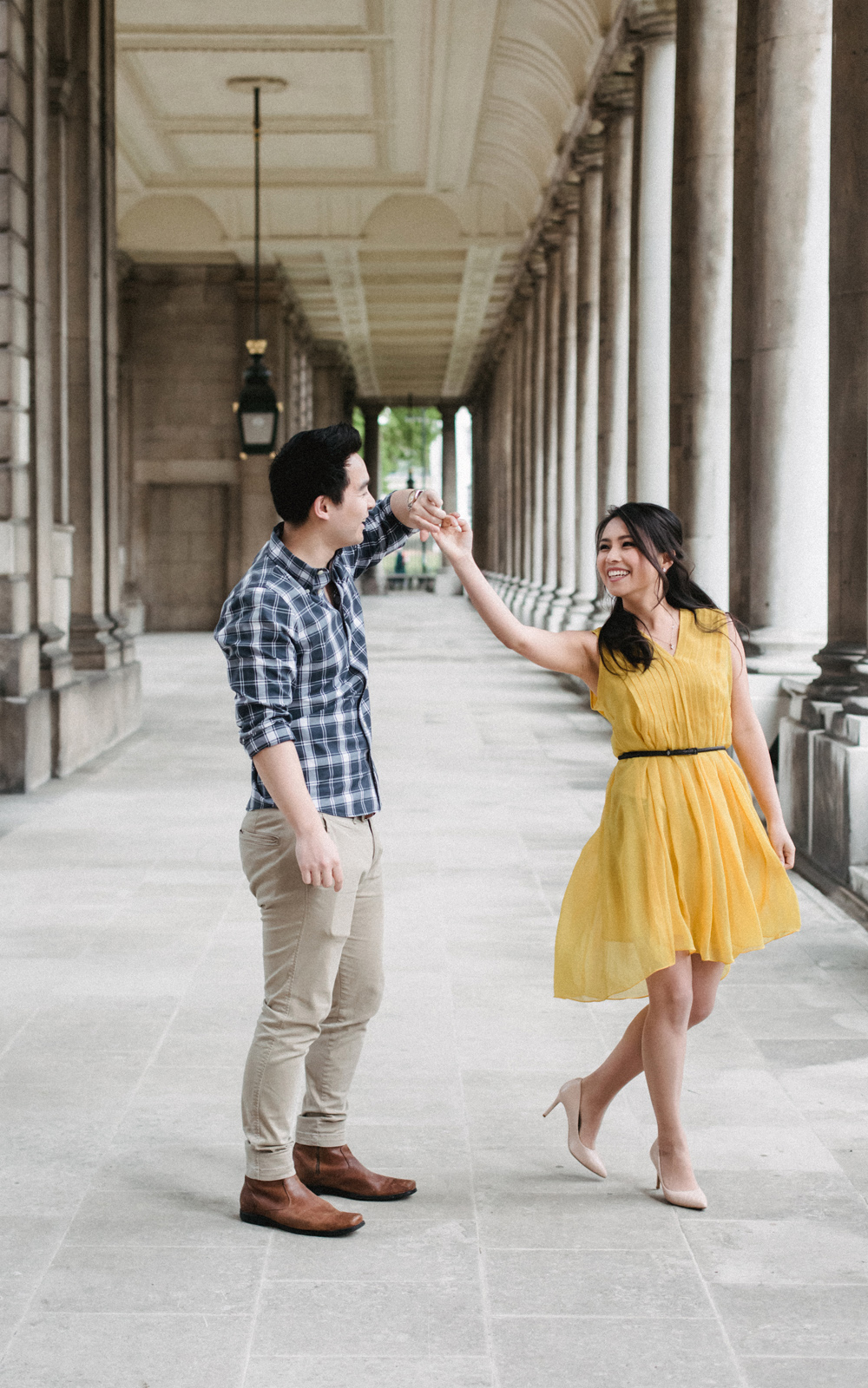 Engagement Photography by Charlotte Hu