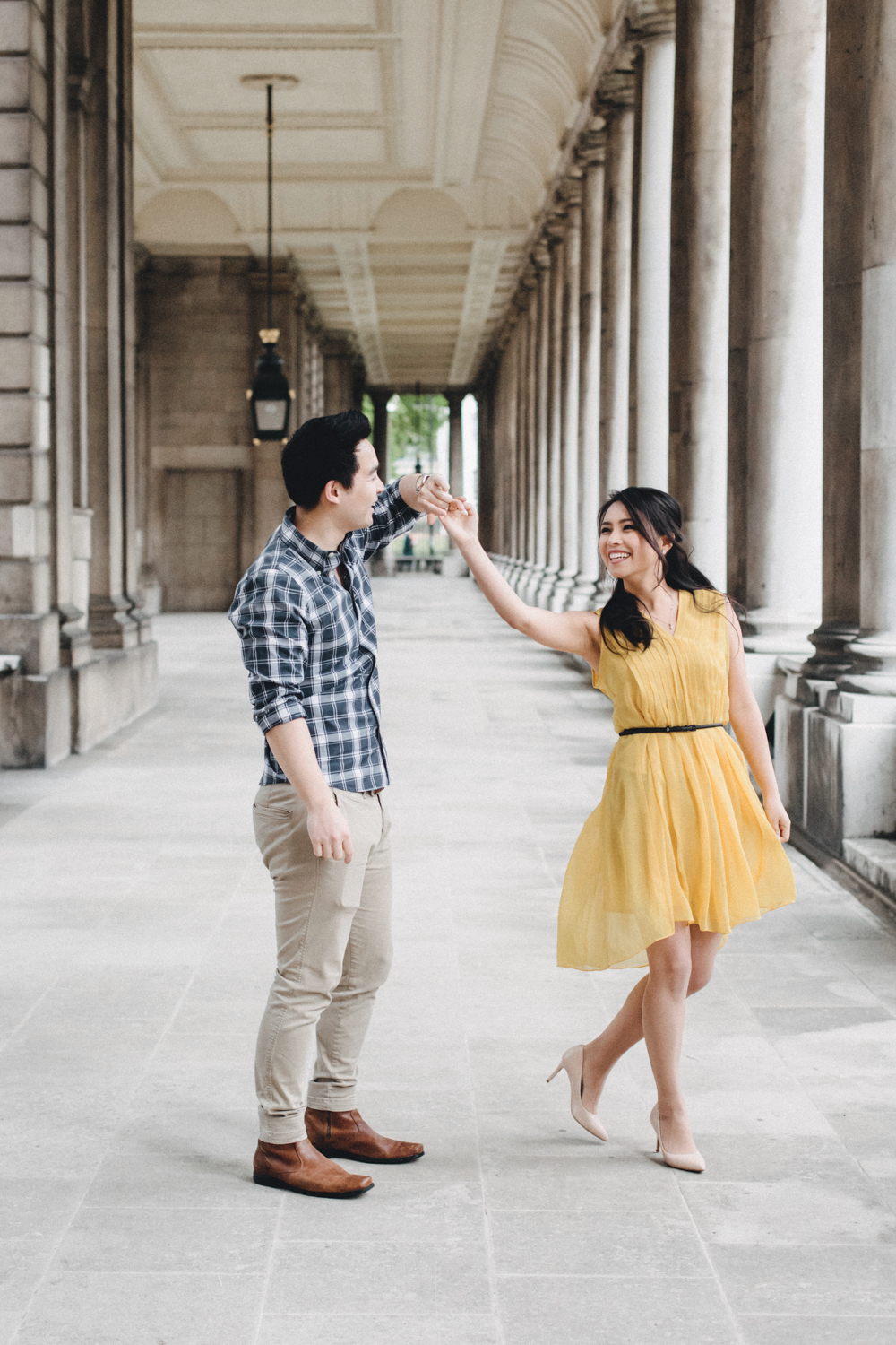 Engagement Shoots by Charlotte Hu
