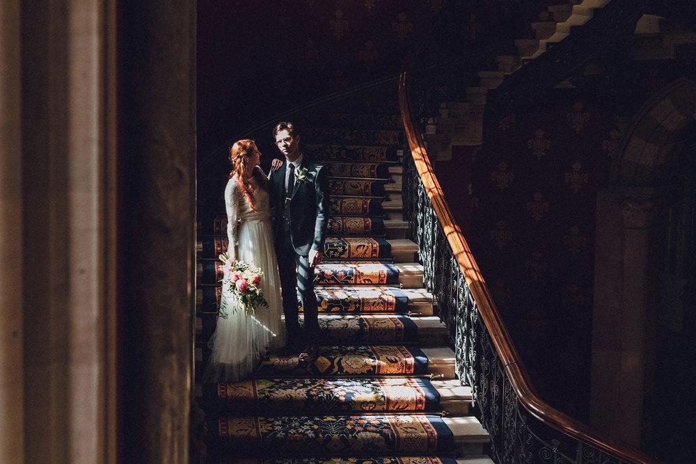 St Pancras Renaissance Hotel Wedding | Charlotte Hu Photography