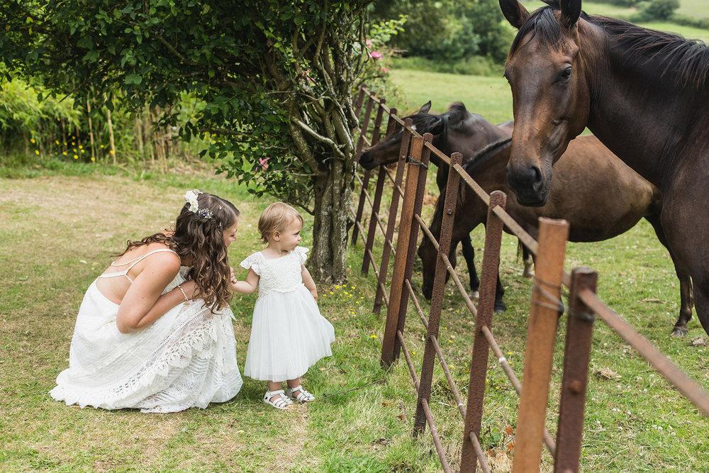 Beaford House Wedding | Charlotte Hu Photography