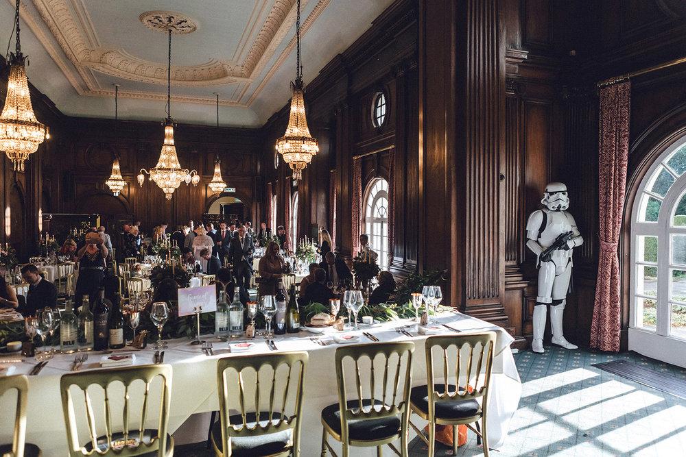 Pinewood Studios Wedding | Charlotte Hu Photography