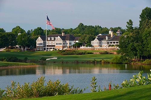 Lake Norman Golf Course Homes For Sale