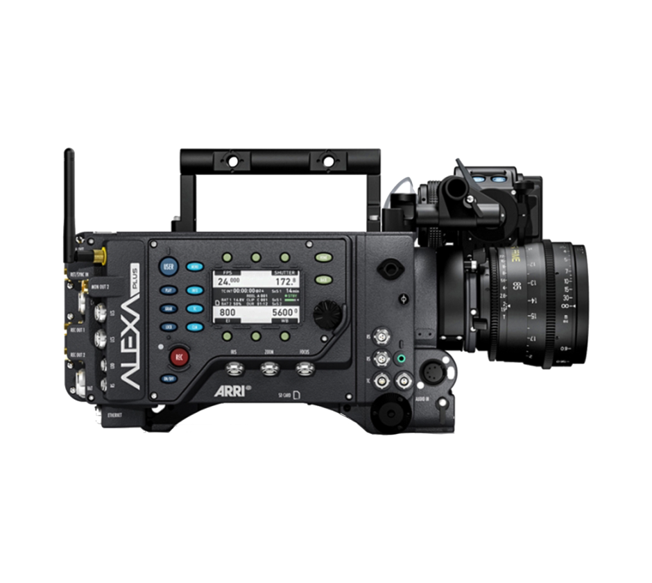 Arri Alexa Plus Package - Full Alexa Plus Package with High Speed License and all required accessories