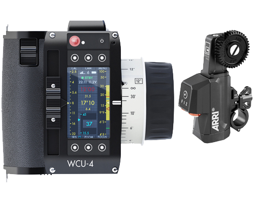 Arri WCU4 - Wireless Control Unit for Remote Focus capabilities and camera control
