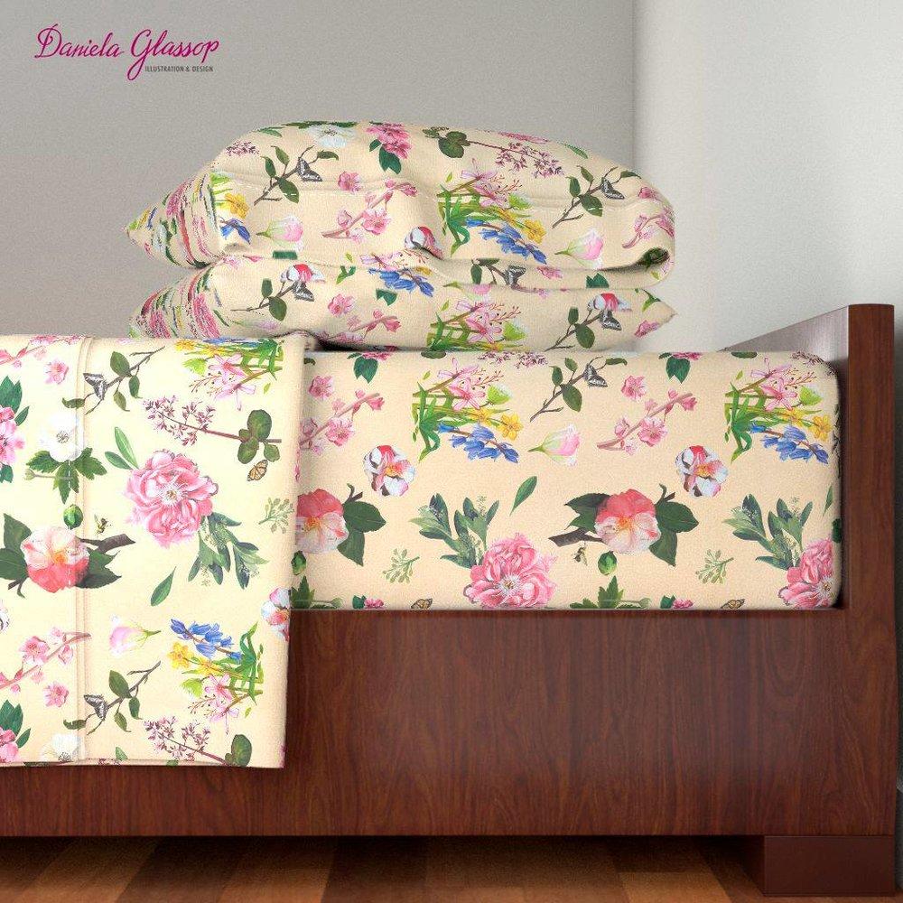 Botanicals design ©DanielaGlassop