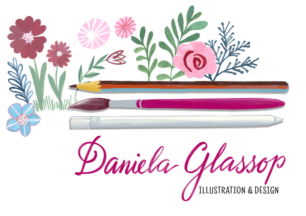 Daniela Glassop Illustration & Design