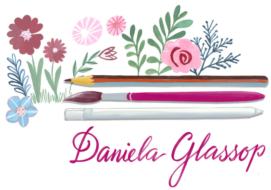 Daniela Glassop Illustration & Surface Pattern Design