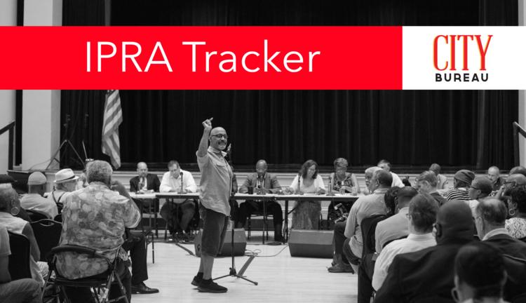 IPRA-tracker