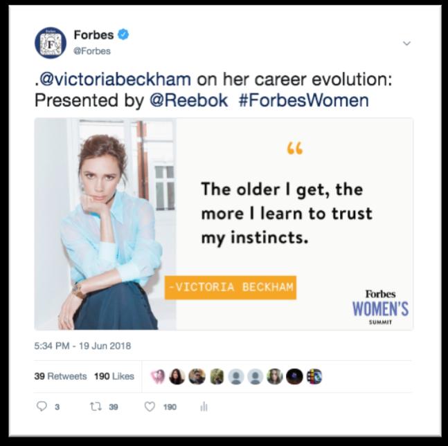 Forbes x Reebok