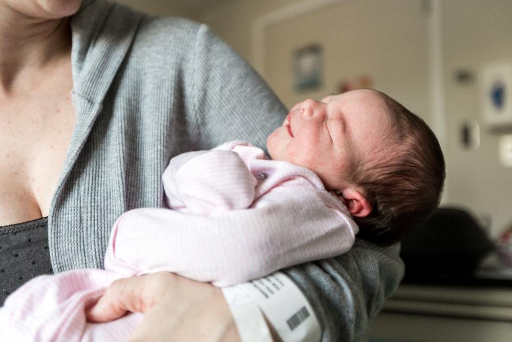 Virginia Baptist Newborn Session