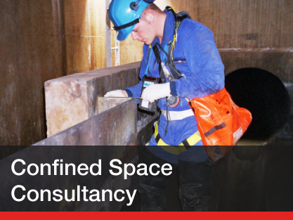 Specialist confined space advice & confined space risk assessment...