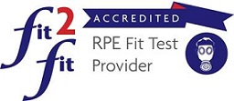 CSTS provides a fit2fit accredited face fit testing service