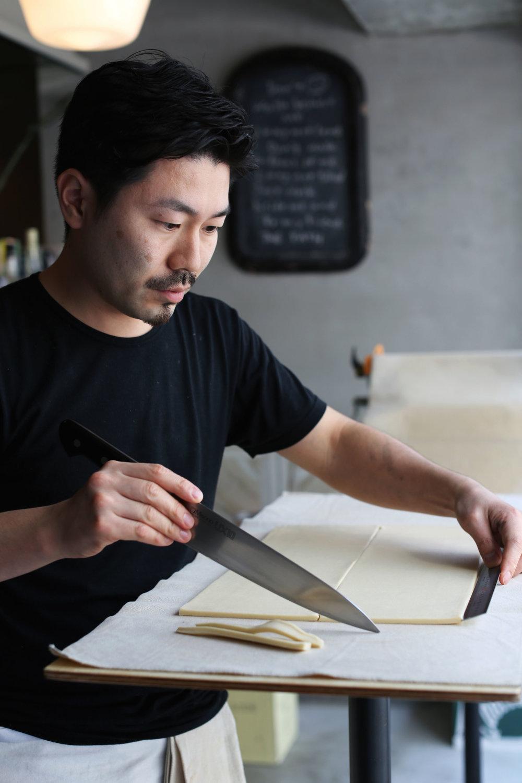 TOKYO CAFE OWNER