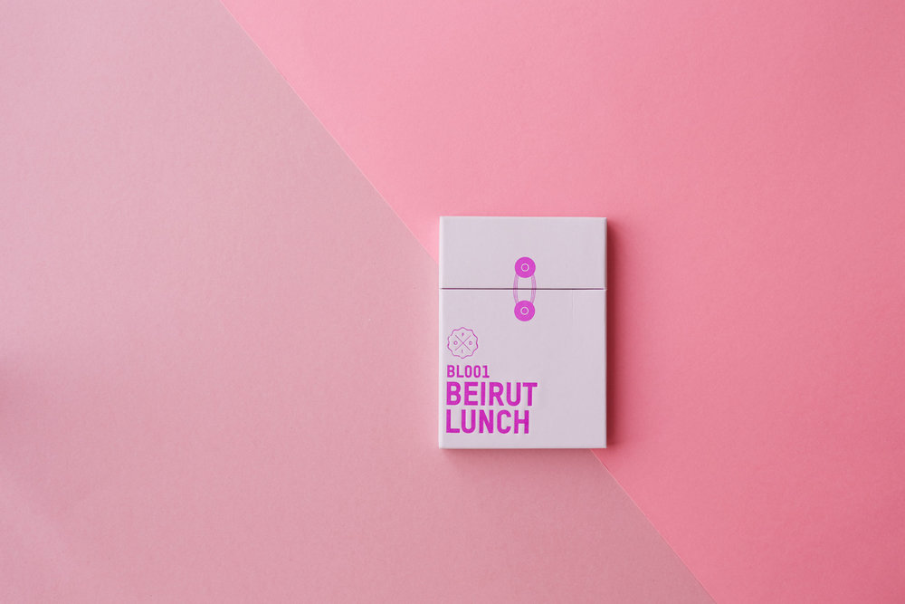 BL001 BEIRUT LUNCH (Sold Out)