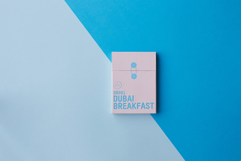 DB001 DUBAI BREAKFAST (Sold Out)