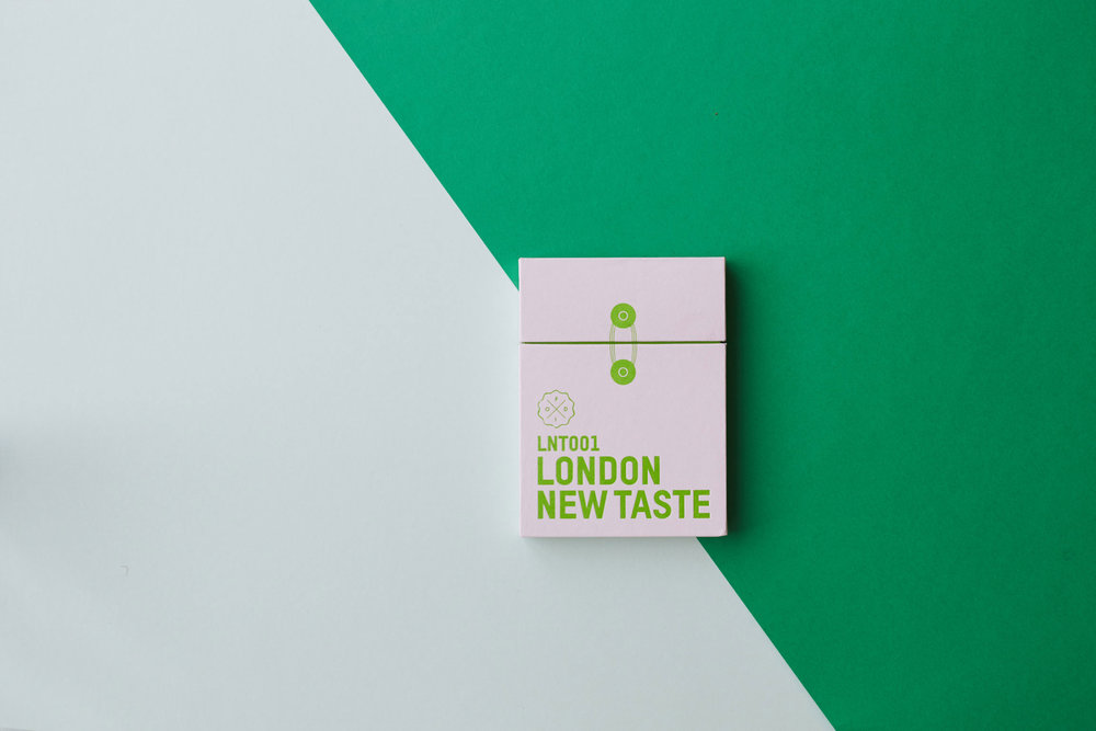 LNT001 LONDON NEW TASTE